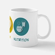Peace Love Nutrition Mug