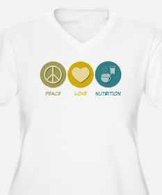 Peace Love Nutrition T-Shirt