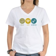 Peace Love Nutrition Shirt