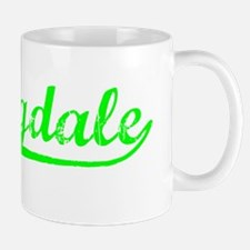 Vintage Springdale (Green) Mug