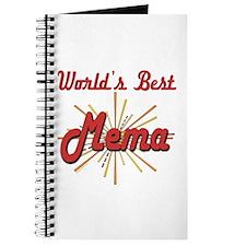 Starburst Mema Journal