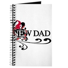 Heart New Dad Journal