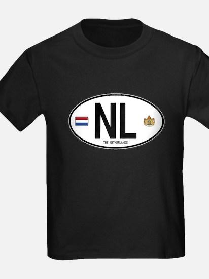Netherlands Intl Oval T