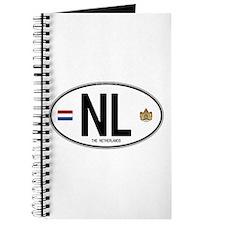 Netherlands Intl Oval Journal