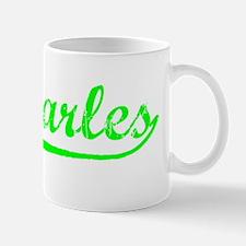 Vintage St Charles (Green) Mug