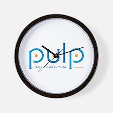 PulpMag's Wall Clock
