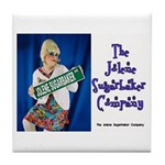 Jolene Sugarbaker Company Tile Coaster