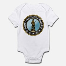 Army National Guard Infant Creeper