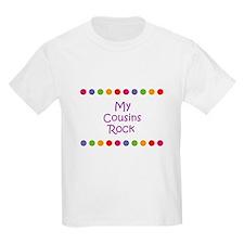 My Cousins Rock T-Shirt