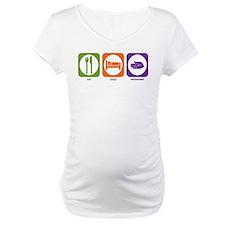 Eat Sleep Volunteer Shirt