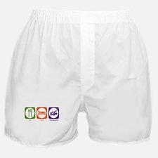 Eat Sleep Videography Boxer Shorts
