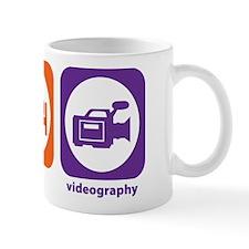 Eat Sleep Videography Mug