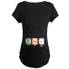 Eat Sleep Video Editing T-Shirt