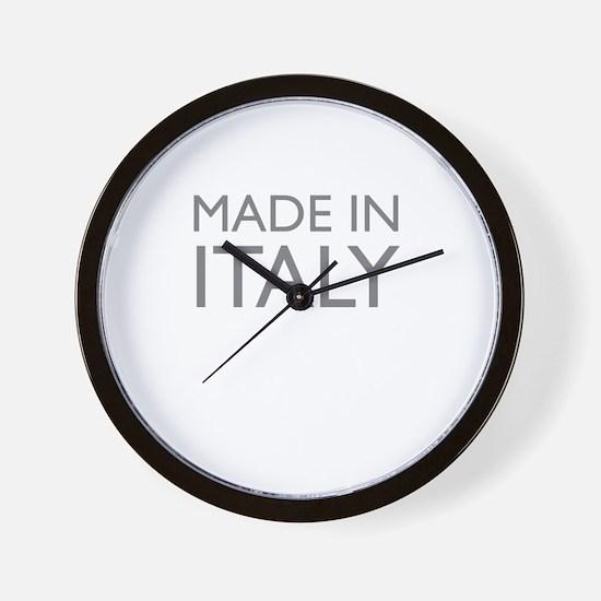 Made in Italy Wall Clock