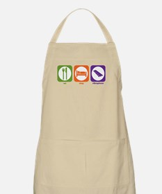 Eat Sleep Vibraphone BBQ Apron