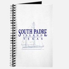 South Padre Sailboat - Journal