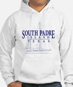 South Padre Sailboat - Hoodie