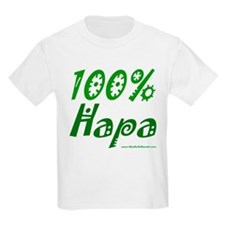 100% Hapa Kids T-Shirt
