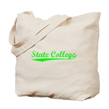 Vintage State Coll.. (Green) Tote Bag
