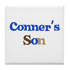 Conner's Son Tile Coaster
