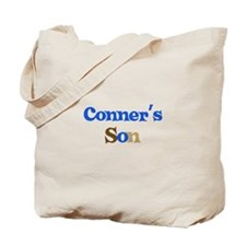 Conner's Son Tote Bag