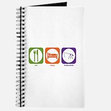Eat Sleep Trebuchet Journal