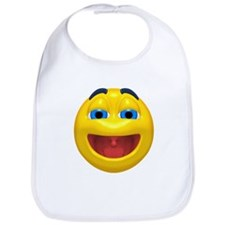 Super Happy Face Bib
