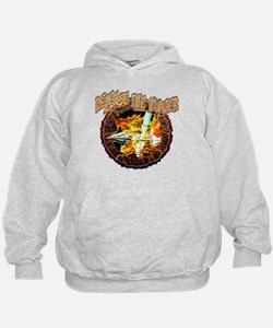 release the hunter bow hunter t-shirts Hoodie