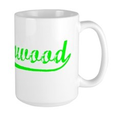 Vintage Streamwood (Green) Mug