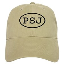PSJ Oval Baseball Cap