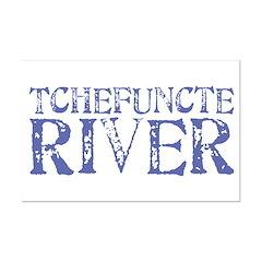 Tchefuntcte River Posters