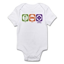 Eat Sleep Surgical Technology Infant Bodysuit