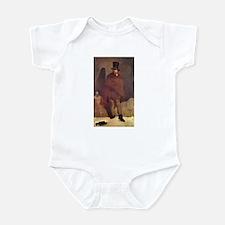 Absinthe Drinker Infant Bodysuit