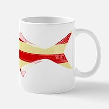 """Patriotic Bluefish"" Mug"