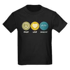 Peace Love NASCAR T