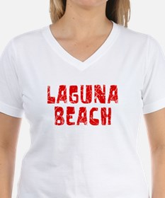 Laguna Beach Faded (Red) Shirt