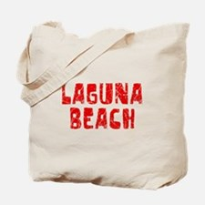 Laguna Beach Faded (Red) Tote Bag