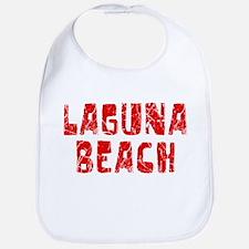 Laguna Beach Faded (Red) Bib