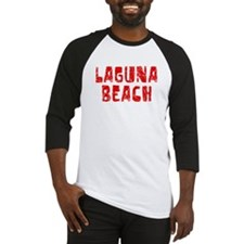 Laguna Beach Faded (Red) Baseball Jersey