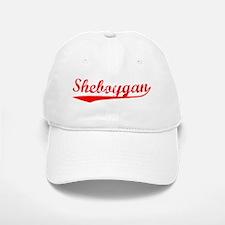 Vintage Sheboygan (Red) Baseball Baseball Cap