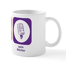 Eat Sleep Spin Doctor Mug