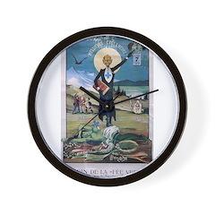 Affiche Absinthe Wall Clock