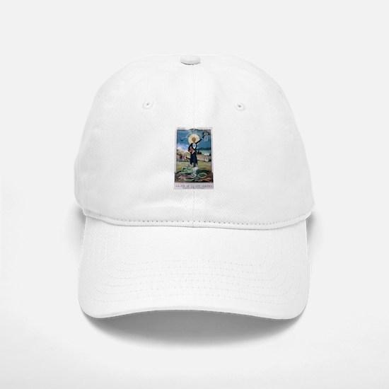 Affiche Absinthe Baseball Baseball Cap