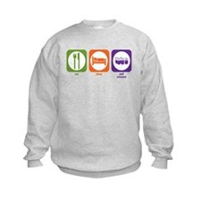 Eat Sleep Soil Science Sweatshirt