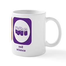Eat Sleep Soil Science Small Mug