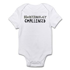 Directionally Challenged Infant Bodysuit