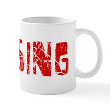 Lansing Faded (Red) Mug