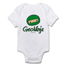 GeoNinja Infant Bodysuit