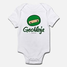 GeoNinja Infant Bodysuit