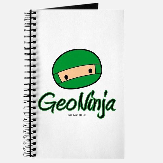 GeoNinja Journal